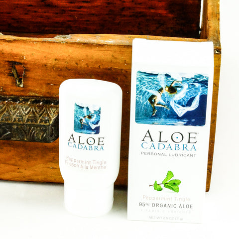 Aloe Cadabra Peppermint Tingle