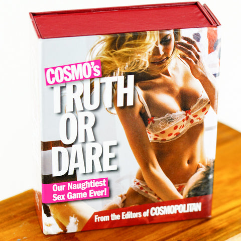 Cosmo's Truth or Dare