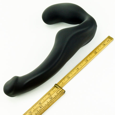 Fun Factory Share Double Dildo Black Scale Image