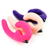 Fun Factory Sharevibe Double Dildo Pink Vanilla and Violet