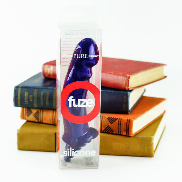 Fuze Wilde Dildo Packaging