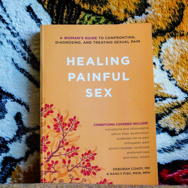 Healing Painful Sex Book Cover