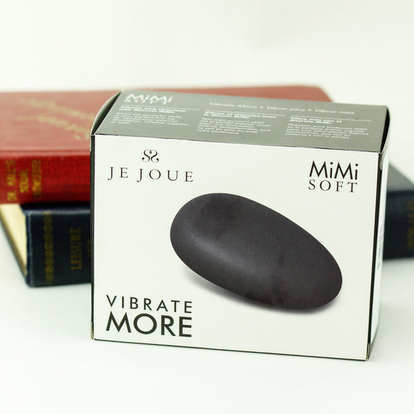 Je Joue MiMi Soft Vibrator Packaging