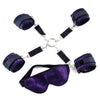Liberator Bond Deluxe Restraint Kit Purple