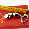 Njoy Pfun Plug Butt Plug Stainless Steel Scale Image