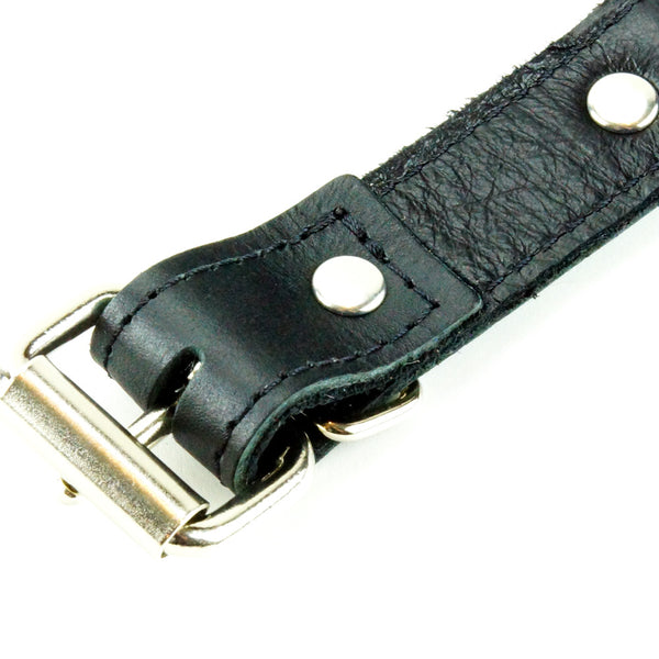 "1"" Leather Lined Wrist Cuffs"
