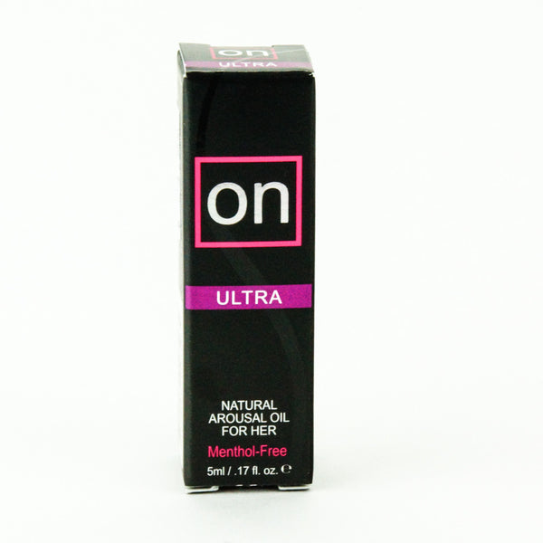 Sensuva ON Natural Arousal Oil Ultra