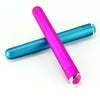 Pleasure Works Electra Vibrator Pink and Teal