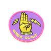 Mary Mack Queer Scout Patch