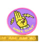 Mary Mack Queer Scout Patch Scale Image