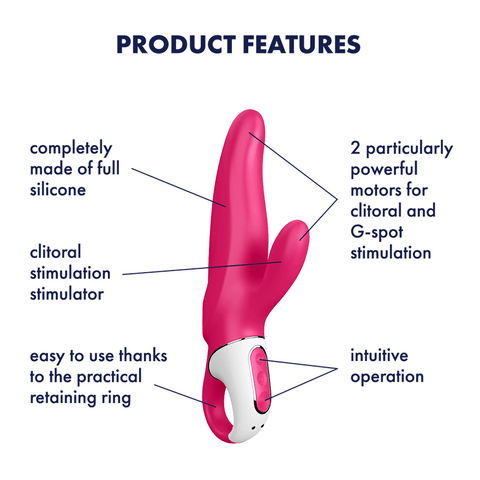 Satisfyer Vibes Mr. Rabbit
