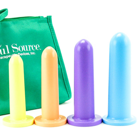 Soul Source Silicone Dilators Large Set