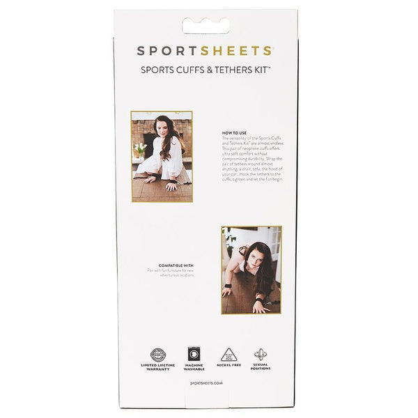 Sports Cuffs and Tethers Kit