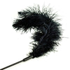 Sportsheets Ostrich Feather Tickler Black