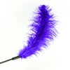 Sportsheets Ostrich Feather Tickler Purple
