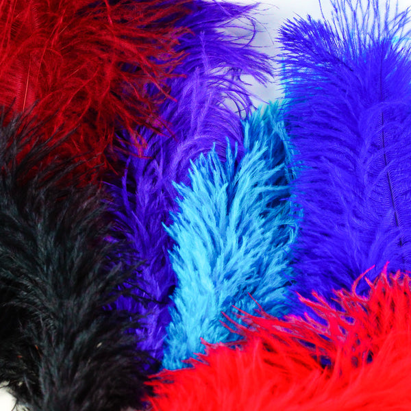 Sportsheets Ostrich Feather Tickler Close Up
