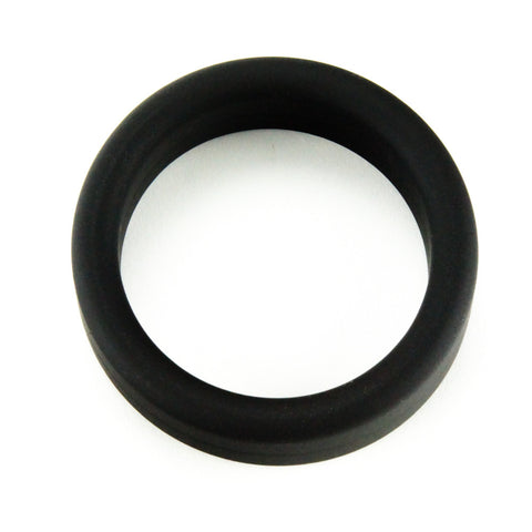 Tantus Super Soft C-Ring Cock Ring Black