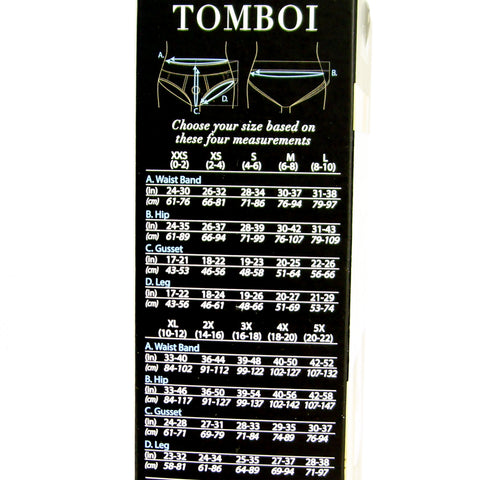 Tomboi Harness