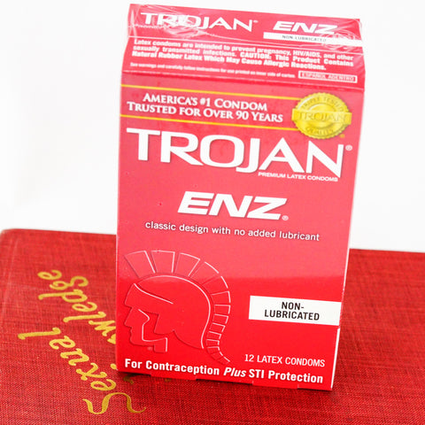 ENZ Non-Lubricated Condoms