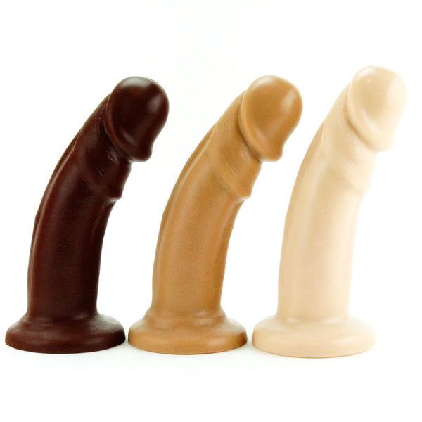 Vixen Creations VixSkin Maverick Dildo Vanilla Chocolate and Caramel