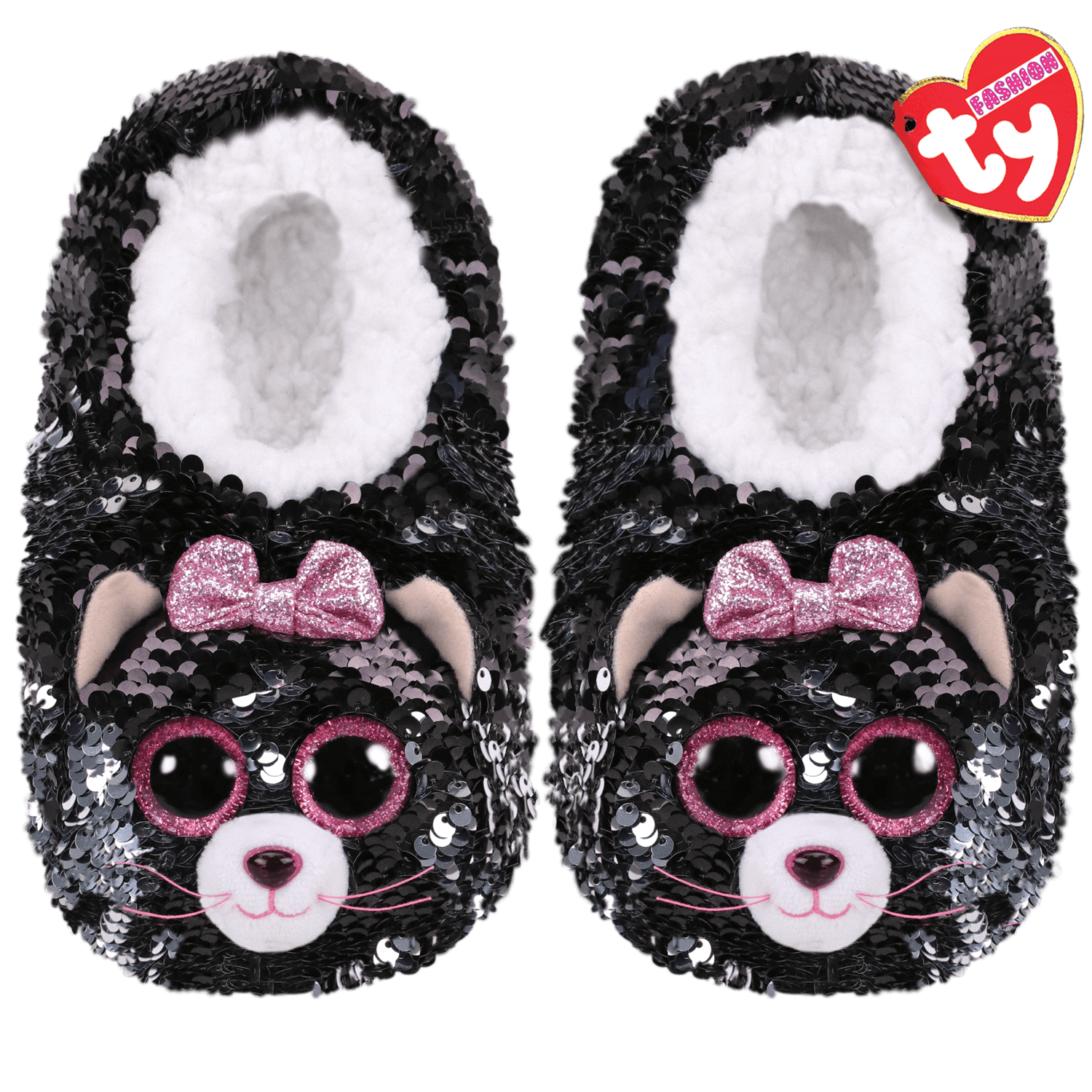 Kiki Sequin Slipper