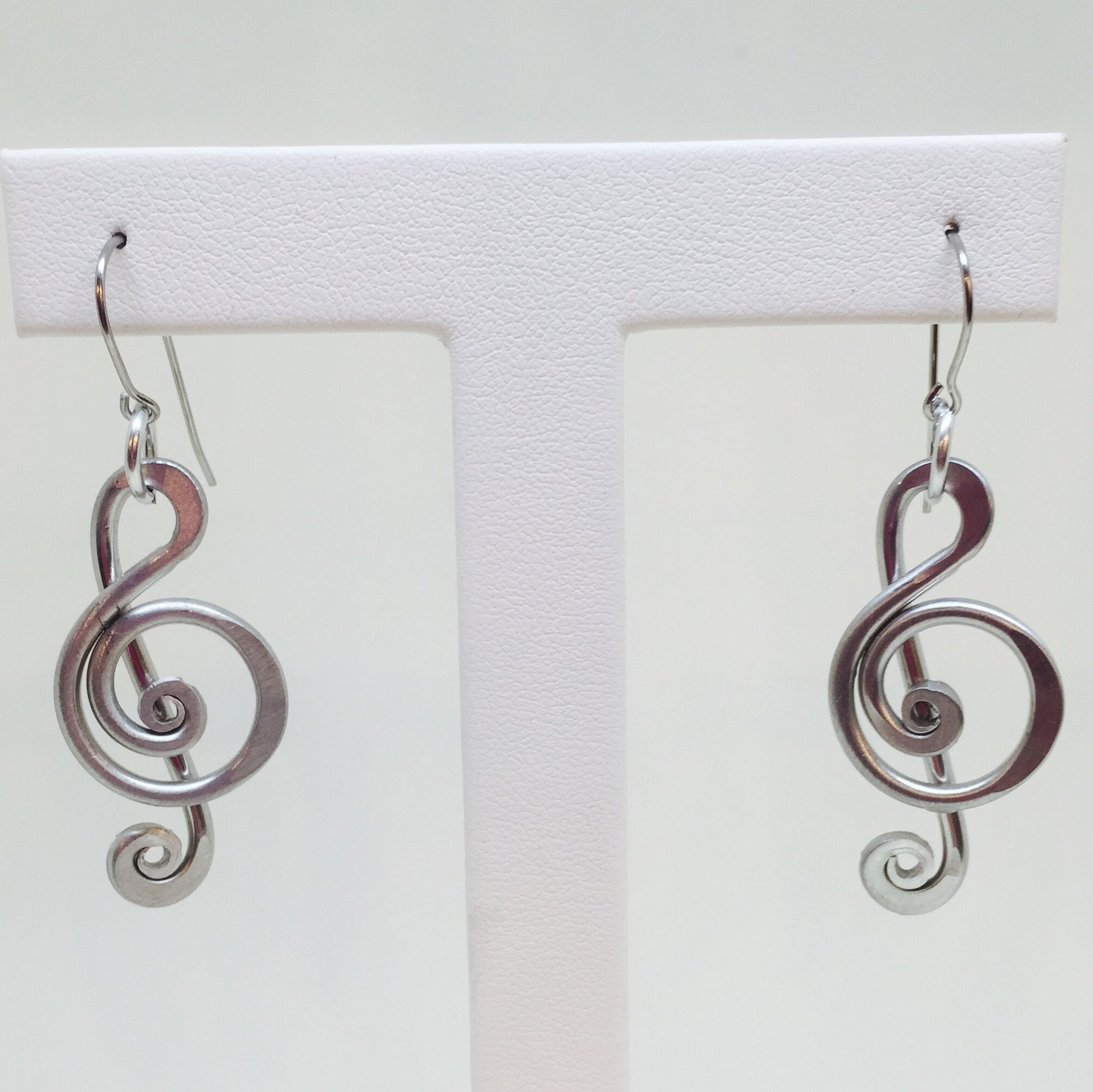 Music Note Earring