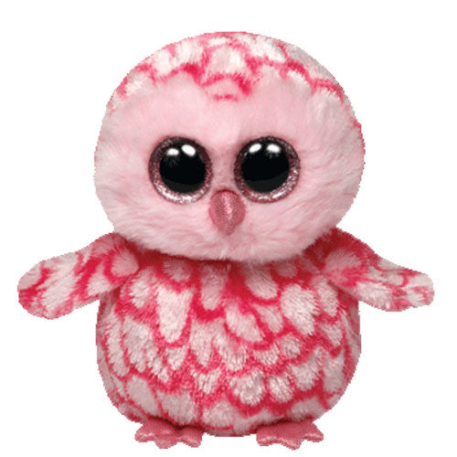 Pinky the Pink Owl