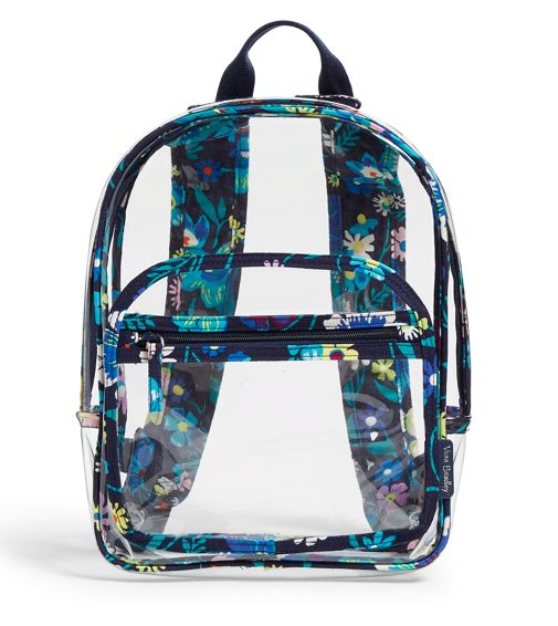 Clearly Colorful Stadium Backpack