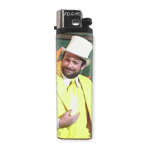 "Charlie Day ""Always Sunny"" Lighter - Shady Front / Wholesale Prints, Patches, Buttons, Greetings Cards, New Jersey Apparel, Stickers, Accessories"
