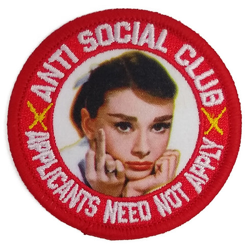 Anti-Social Club Patch