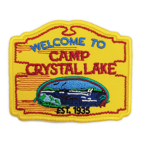 Camp Crystal Lake Patch