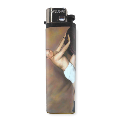 George Costanza Lighter - Shady Front Wholesale