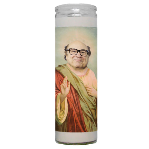Saint Danny DeVito Prayer Candle
