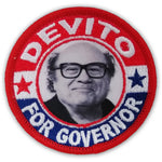 DeVito for Governor Patch