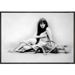 Girl and Her Bones Photo Print - Shady Front