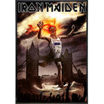 Iron Maiden London Poster Print