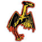 Jersey Devil Diecut Sticker