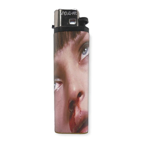 Mia Wallace Lighter - Shady Front / Wholesale Prints, Patches, Buttons, Greetings Cards, New Jersey Apparel, Stickers, Accessories