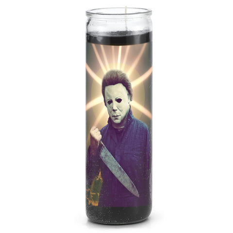 Michael Myers Prayer Candle