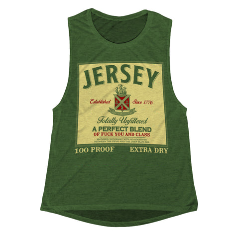 A Perfect Blend Girls Tank - Shady Front / Wholesale Prints, Patches, Buttons, Greetings Cards, New Jersey Apparel, Stickers, Accessories