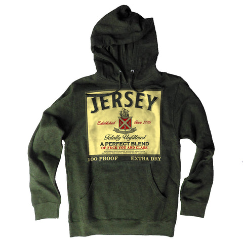 Perfect Blend Hoodie - Shady Front / Wholesale Prints, Patches, Buttons, Greetings Cards, New Jersey Apparel, Stickers, Accessories