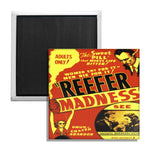 Reefer Madness Magnet