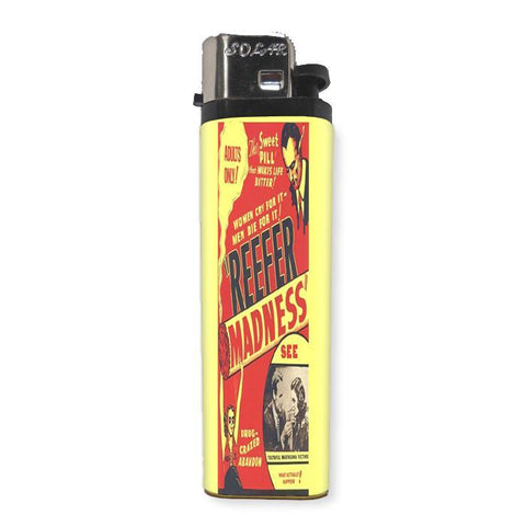 Reefer Madness Lighter - Shady Front Wholesale