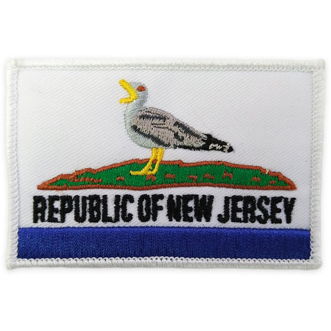 Republic of New Jersey Patch