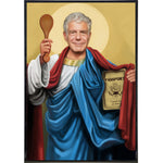 Saint Anthony Bourdain Print