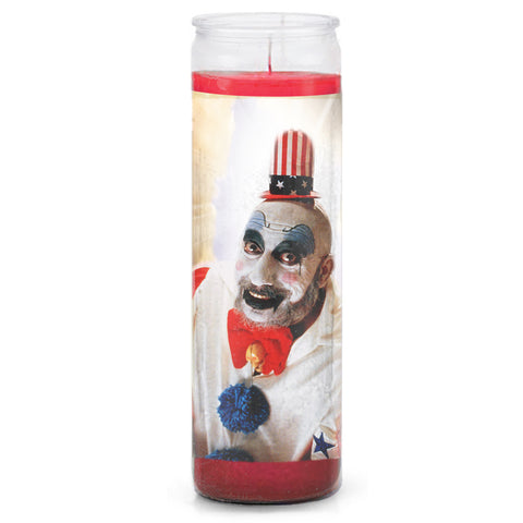 Captain Spaulding Prayer Candle