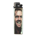 Jack Nicholson Lighter - Shady Front / Wholesale Prints, Patches, Buttons, Greetings Cards, New Jersey Apparel, Stickers, Accessories