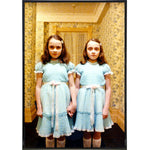 "The Shining ""Twins"" Photo Print - Shady Front / Wholesale Prints, Patches, Buttons, Greetings Cards, New Jersey Apparel, Stickers, Accessories"