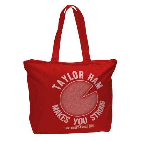 Taylor Ham Makes You Strong Bag