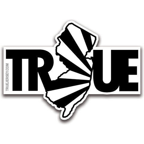 True Jersey Sticker